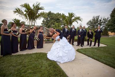 2013 Andrea & Dustin Wedding