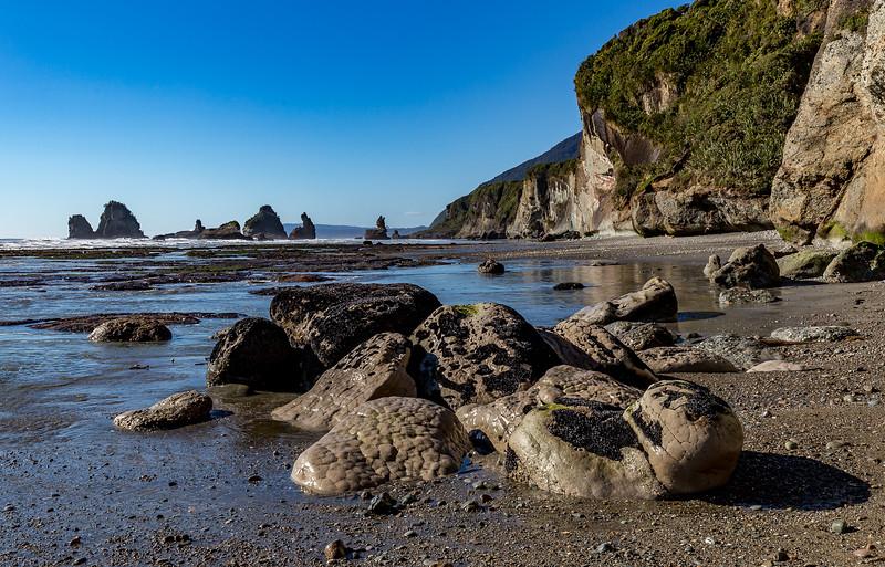 «Motukiekie Beach Walk»