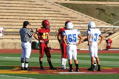 JV Broncos vs TP  10/22/10