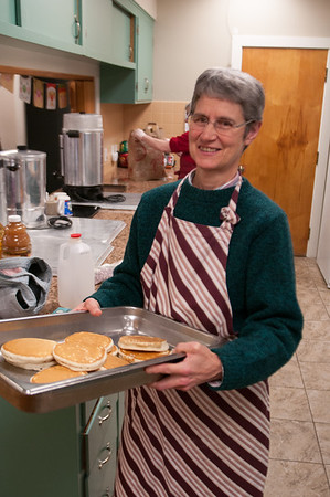 X-mass Pancake Breakfast 2015