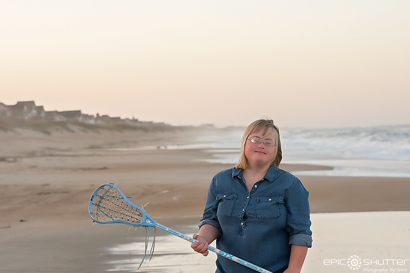 Angela, Outer Banks,  North Carolina, Senior Portraits, Epic Shutter Photography