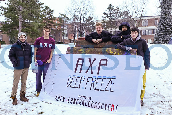 AXP Deep Freeze Group Shot