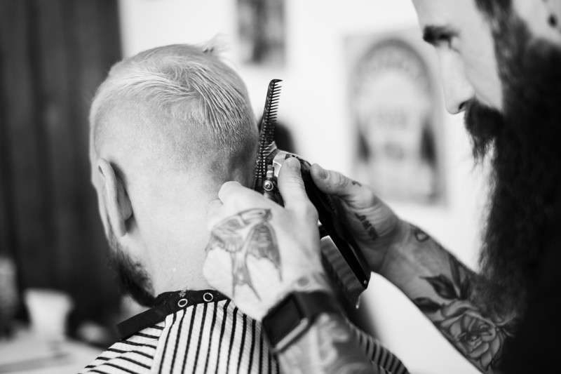 Byron - Lords Barbering