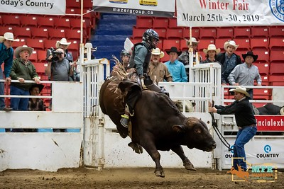 18MFR Bull Riding