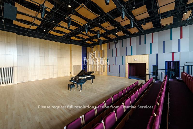 Hylton Performing Arts Center