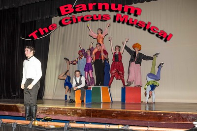 Barnum The Circus Musical 2017