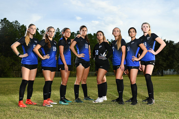 29 Oct 2019 BTHS Girls Soccer Team Shoot