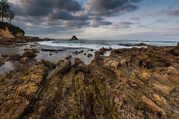 Corona Del Mar - Arch Rock