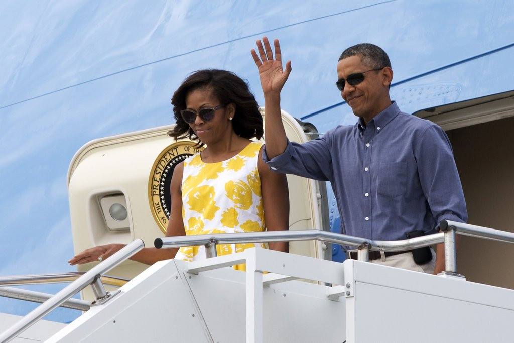 . <p>1. BARACK OBAMA <p>Busy vacationing with his fellow one-percenters. But don�t worry: He still has time to read all of your e-mail. (unranked) <p>  <p>OTHERS RECEIVING VOTES</b> <p> Leah Remini, Dwight Gooden, Mariano Rivera, Paul LePage, Oprah Winfrey, Juggalos, volcanoes, Tiger Woods, Vanderbilt Commodores, Plaxico Burress, Alex Rodriguez. <p> <br><p>Follow Kevin Cusick on <a href=\'http://twitter.com/theloopnow\'>twitter.com/theloopnow</a>.     (AP Photo/Jacquelyn Martin)
