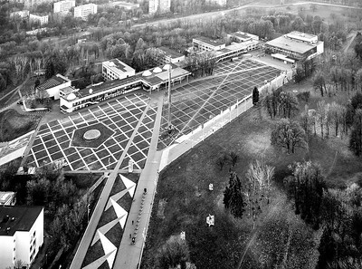 Press image Soviet Architecture Felix Novikov