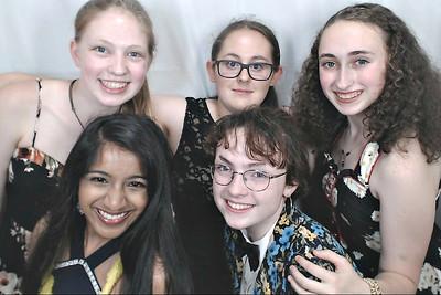 Stacy Middle School 2019 8th Gr. Semi-Formal ~ 6/7/19