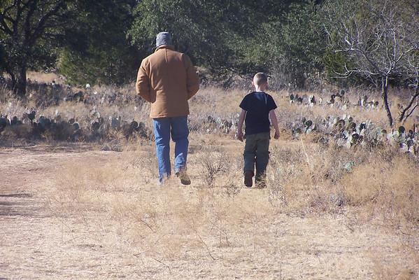 Llano Deer Hunt - Dec 2010