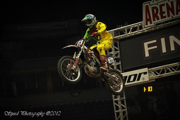 PRO AMA Arenacross