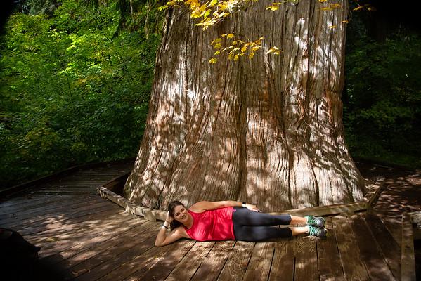 2019-09-26 Hiking in Mt. Rainier National Park