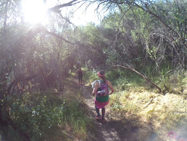 Phantom Trail Race 2018
