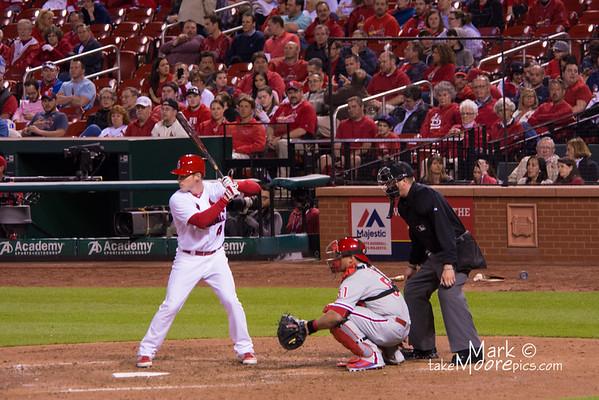 Cardinals Baseball 4/28/15