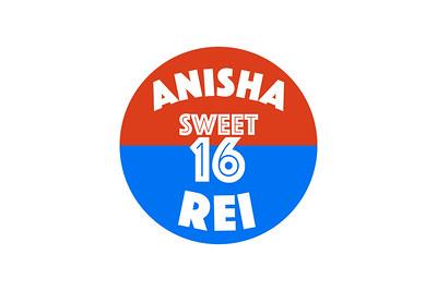 2020-02-08 Anisha Sweet 16 Rei