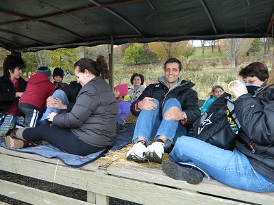 HOPE/JOY Hayride - October 20, 2012