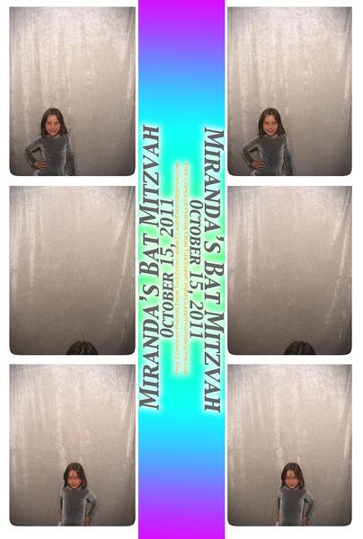 2011-10-15 Miranda's Bat Mitzvah