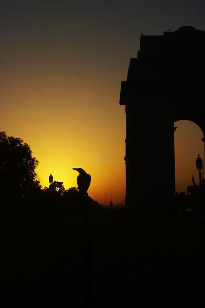India Gate, New Delhi 2010