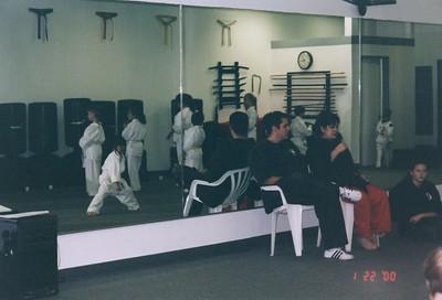Sydney Karate 2000
