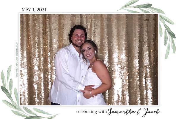 2021-05-01 Samantha+Jacob Wedding