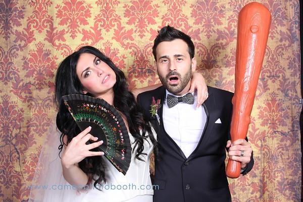 Rachel & Darius Photobooth