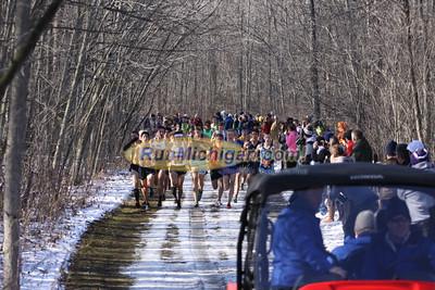 Boys' Seeded Mid Race - 2014 Footlocker Midwest Regional
