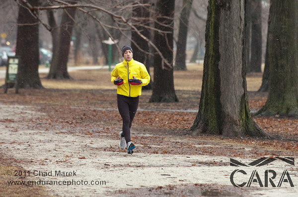 CARA Winter Half Marathon Training - 2011