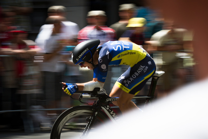 Anders Lund (Den) Team Saxo Bank-Tinkoff Bank
