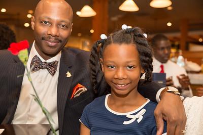 Daddy & Daughter Luncheon LDAC 03 2017