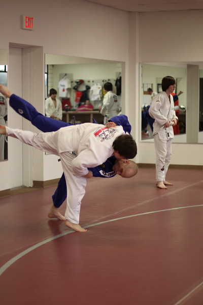 Judo Workshop with Jonathan Borders 02.19.11