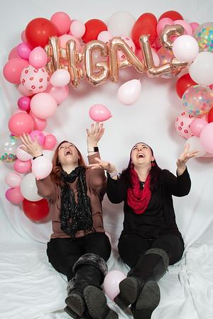 Mini - GALentines Day - Heather & Renee