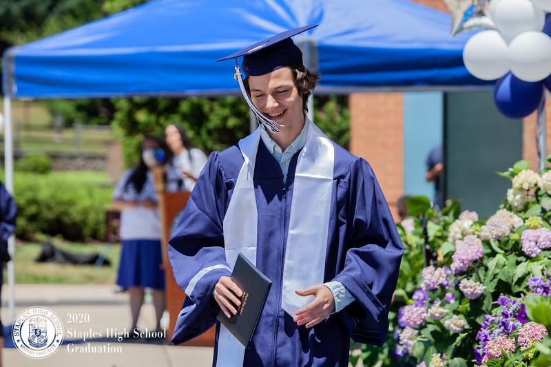 Dylan Goodman Photography - Staples High School Graduation 2020-372.jpg