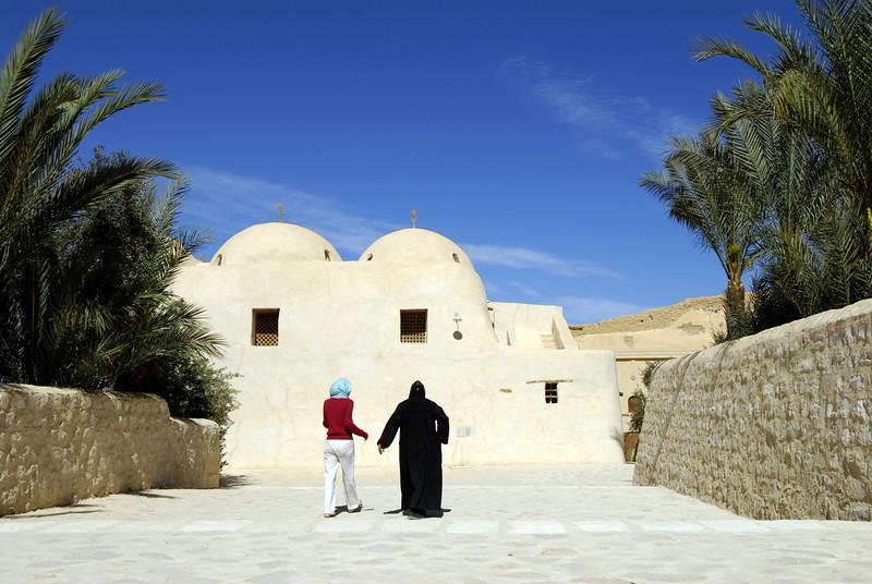 060325 1699 Egypt - St.Antony Monastery - David and Yulia _F ~E ~L.JPG