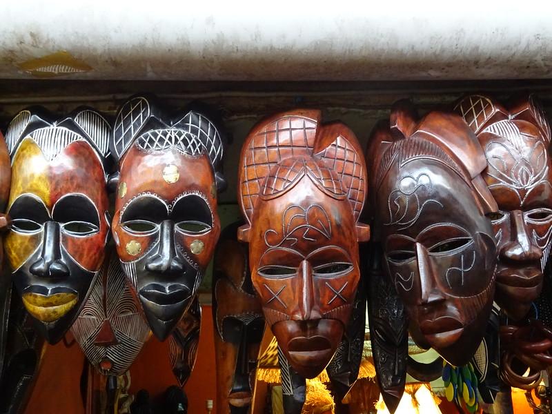 021_Libreville. Village Artisanal Biran Diouf.JPG