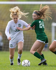 2020-10-31 | Girls | Central Dauphin @ Carlisle