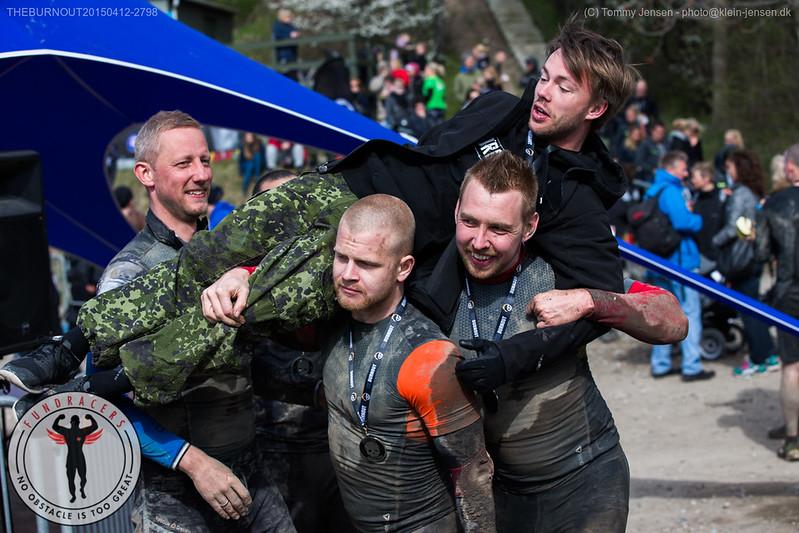 Nordic Race – The Burnout