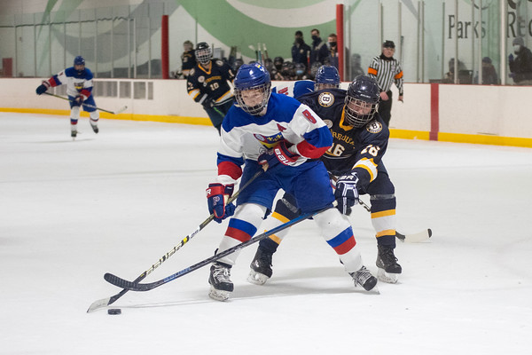 Ice Hockey: Priory vs JBS