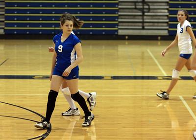 Hempfield High School vs Norwin High School  JV Girls Volleyball