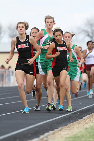 More to come...2011 Cotton Patch Relays