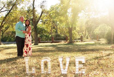 Cooper & Angela~Engagement