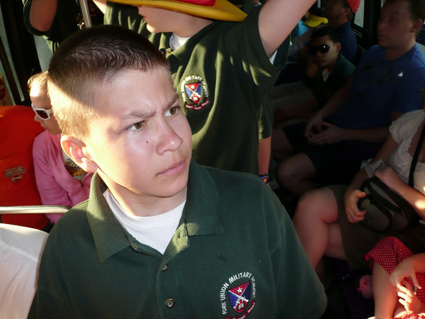 Disney Day 3: The Magic Kingdom