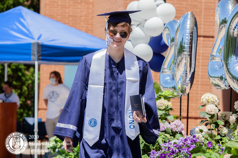 Dylan Goodman Photography - Staples High School Graduation 2020-401.jpg