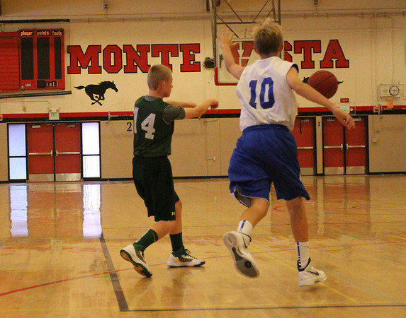 St.Isidore Spartans Nov 4, 2012