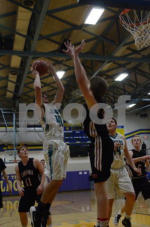 2A Substate Boys Basketball Southeast Valley vs Garner-hayfield-ventura