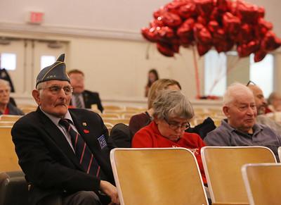 Veterans Valentines Day Bedford VA 021417
