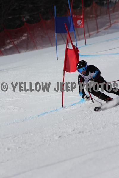 U16 State Championships GS Mens at Okemo 2/23/15