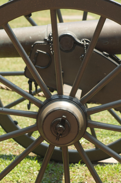 Cannon Wheel