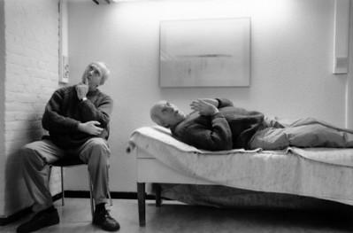 2000.06.09 (?)  Psychiatre se psychanalysant lui-même
